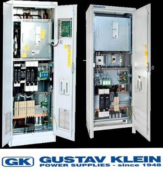 GK Industrial UPS Systems